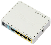 Маршрутизатор Mikrotik RB750UP